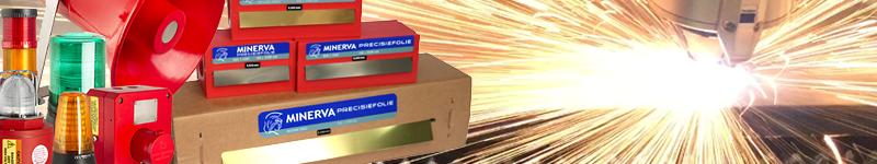lasersnijden folie signaalgevers
